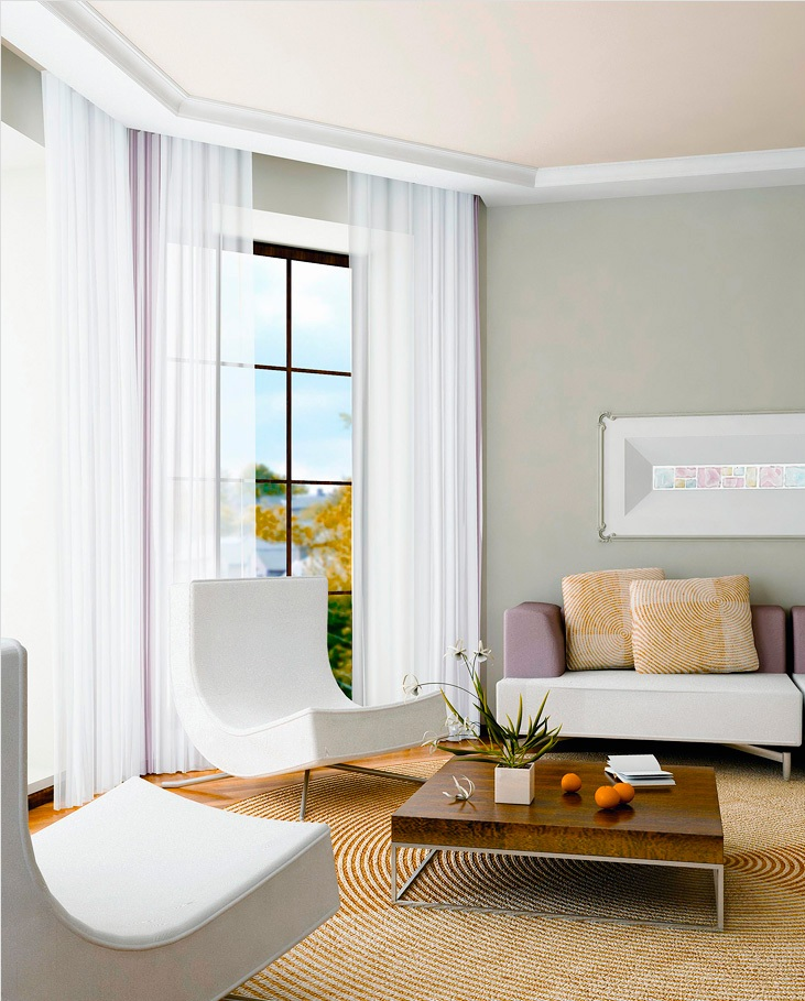 Дизайн интерьера квартир. Сочетания цветов в интерьере квартиры