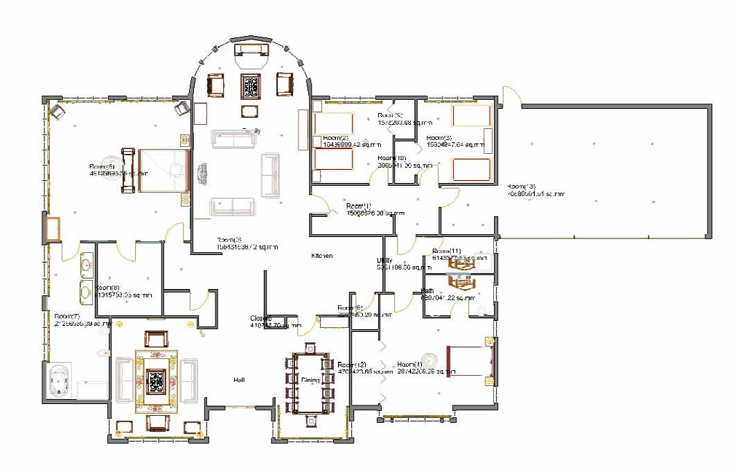 Проектирование интерьера и перепланировка квартир