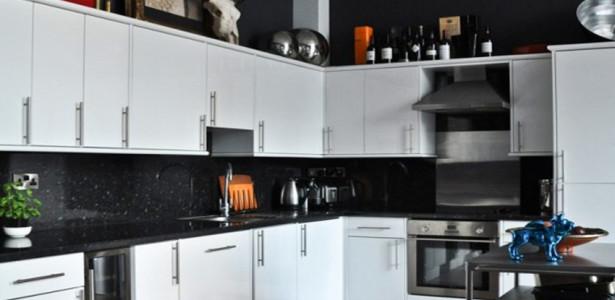 Арт Деко - Примеры кухни в стиле Арт-Деко