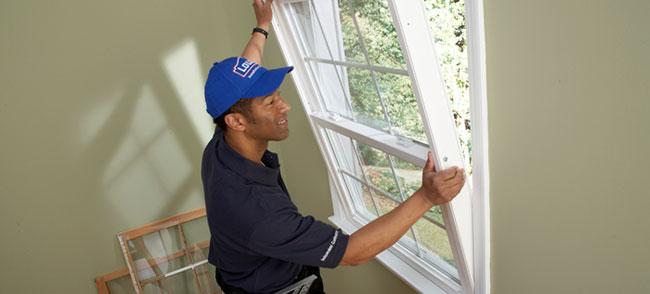 Как установить пластиковые окна.