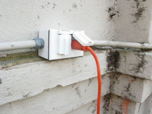 Монтаж уличной электропроводки своими руками. Устройство уличной проводки