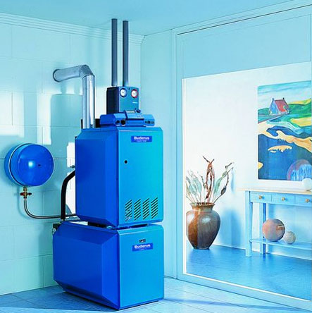 Водяное отопление частного дома своими руками