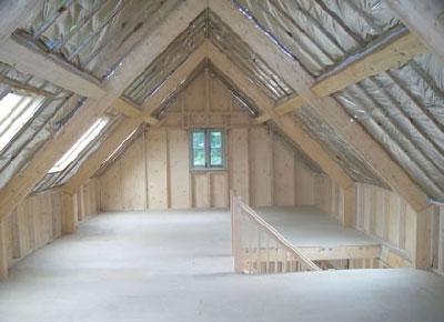 Утепление крыши (кровли) своими руками. Технология самостоятельного утепления крыши.