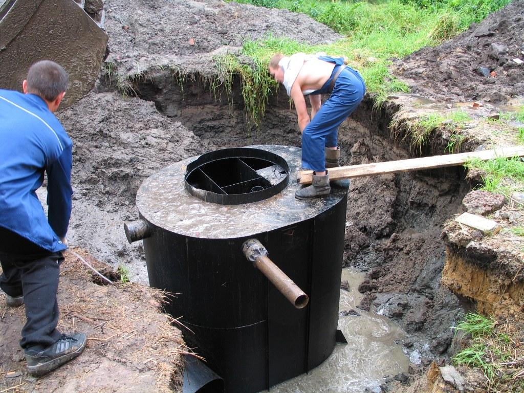Сколько стоит провести канализацию