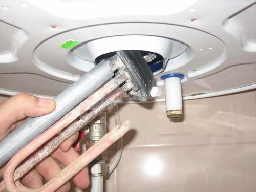 Как отремонтировать водонагреватель