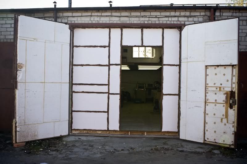 Как утеплить гараж самостоятельно. Утепление гаражей