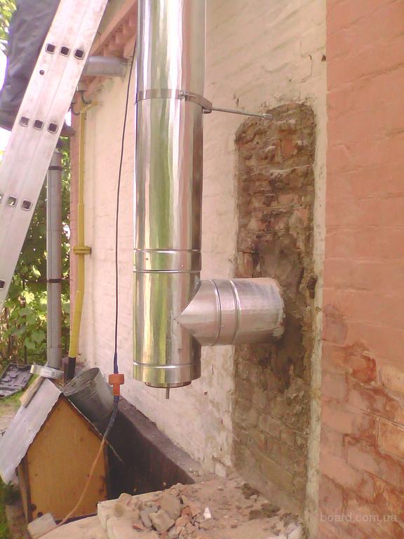 Теплоизоляция труб. Самостоятельная изоляция канализационных, дымовых и печных труб (Технология и материалы)