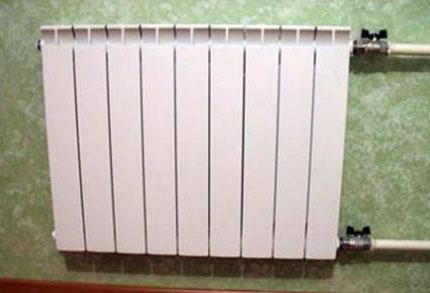 Как подключить батарею отопления самостоятельно