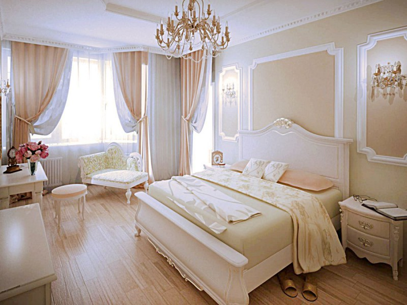 Красивый дизайн спальни фото в квартире