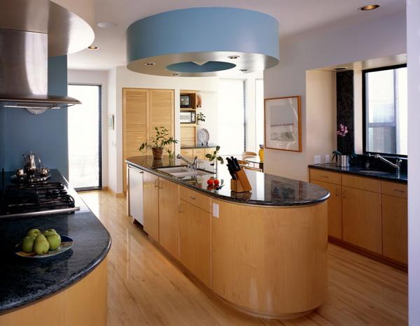 Дизайн кухни - Рисунки и Фото интерьера кухни