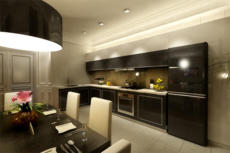 Дизайнер интерьера кухни фото