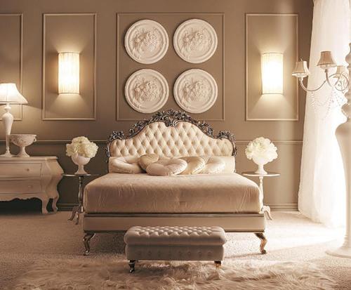 Дизайн спальни - Рисунки и Фото интерьера спальни