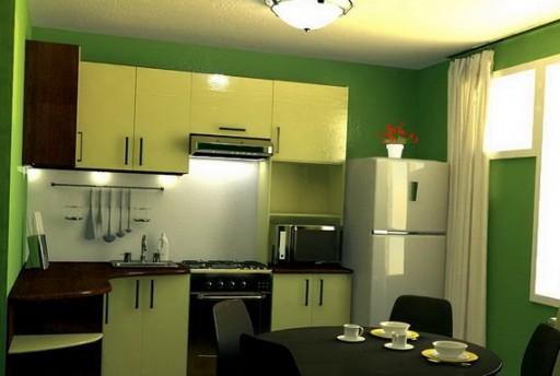ремонт своими руками фото кухни 8 кв.м