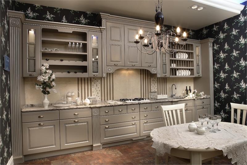 Кухонные фасады, какие бывают
