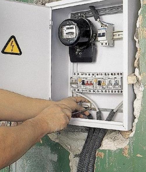 Электропроводка в квартире. Самостоятельный ремонт, разводка, замена электропроводки.