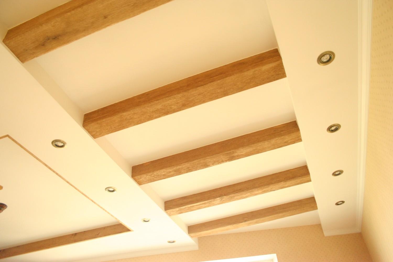Потолочные балки в деревянном доме своими руками. Подробная инструкция.