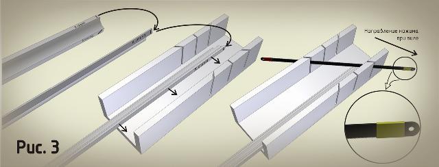 Клеим потолочный плинтус (галтель) самостоятельно. Подробная инструкция.