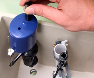 Ремонт сливного бачка унитаза своими руками. Как самостоятельно починить унитаз.
