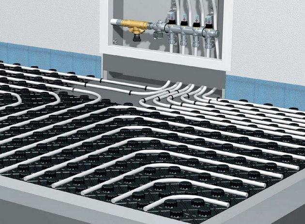 Как самостоятельно сделать водяной теплый пол своими руками. Инструменты и материалы для установки водяного теплого пола.